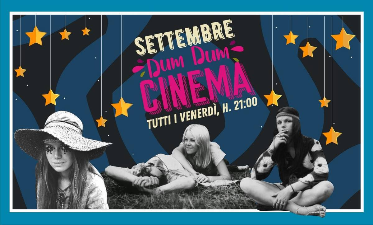 What's happiness? | Settembre at Dum Dum Cinema